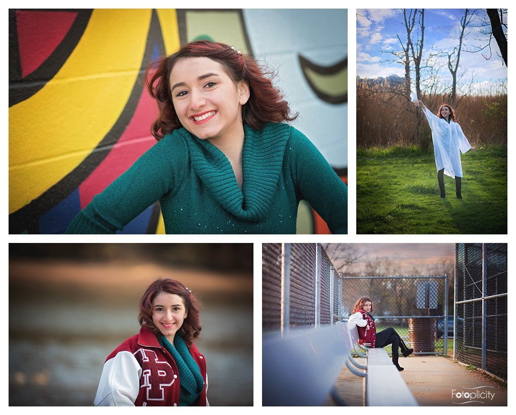 Senior Photo Sessions in Central NJ