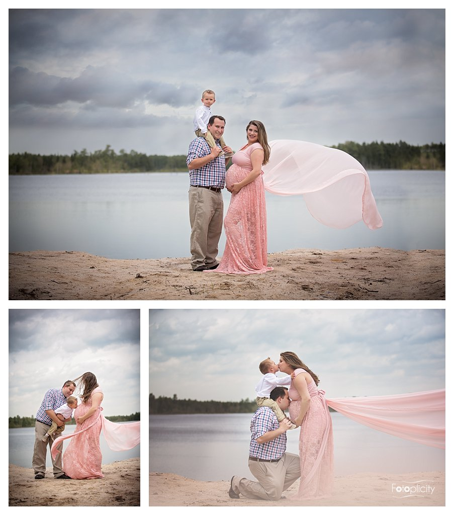 Enchanted Maternity Photo Session by Fotoplicity in New Jersey