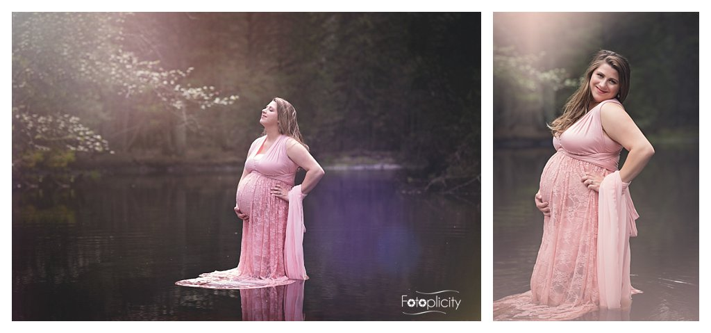 Maternity Photo Session by Fotoplicity in New Jersey