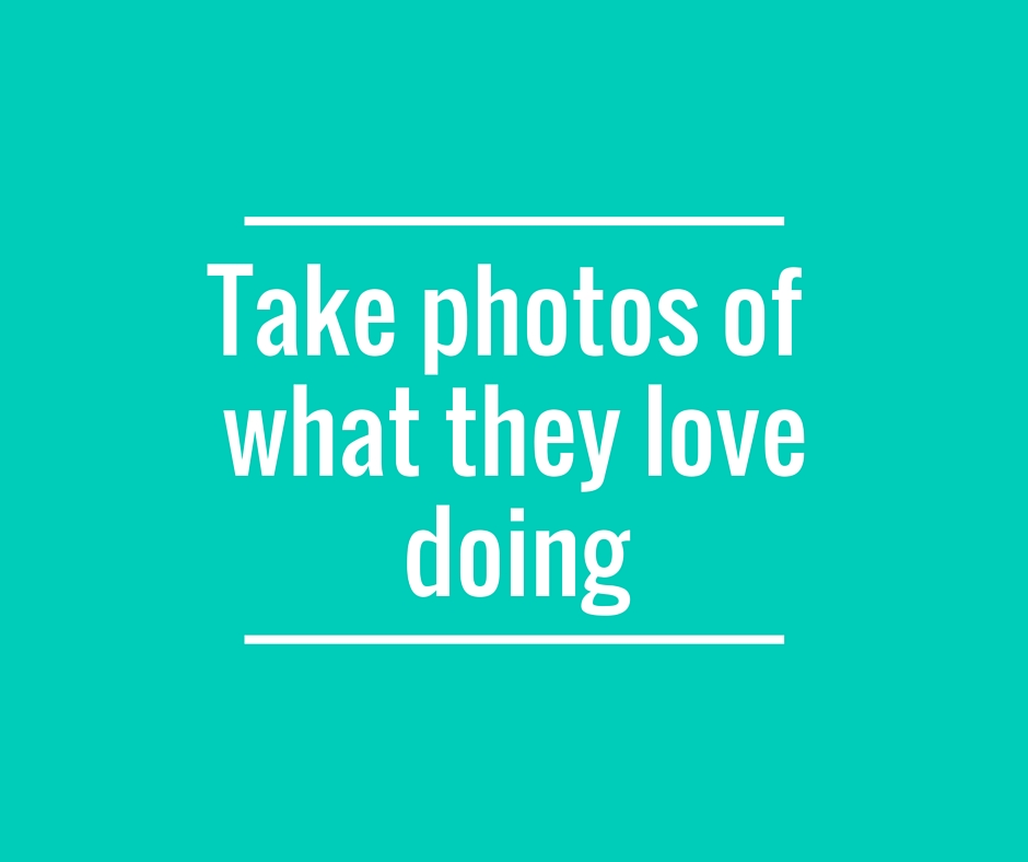 Tip 1 - Photographing Teens / Tweens