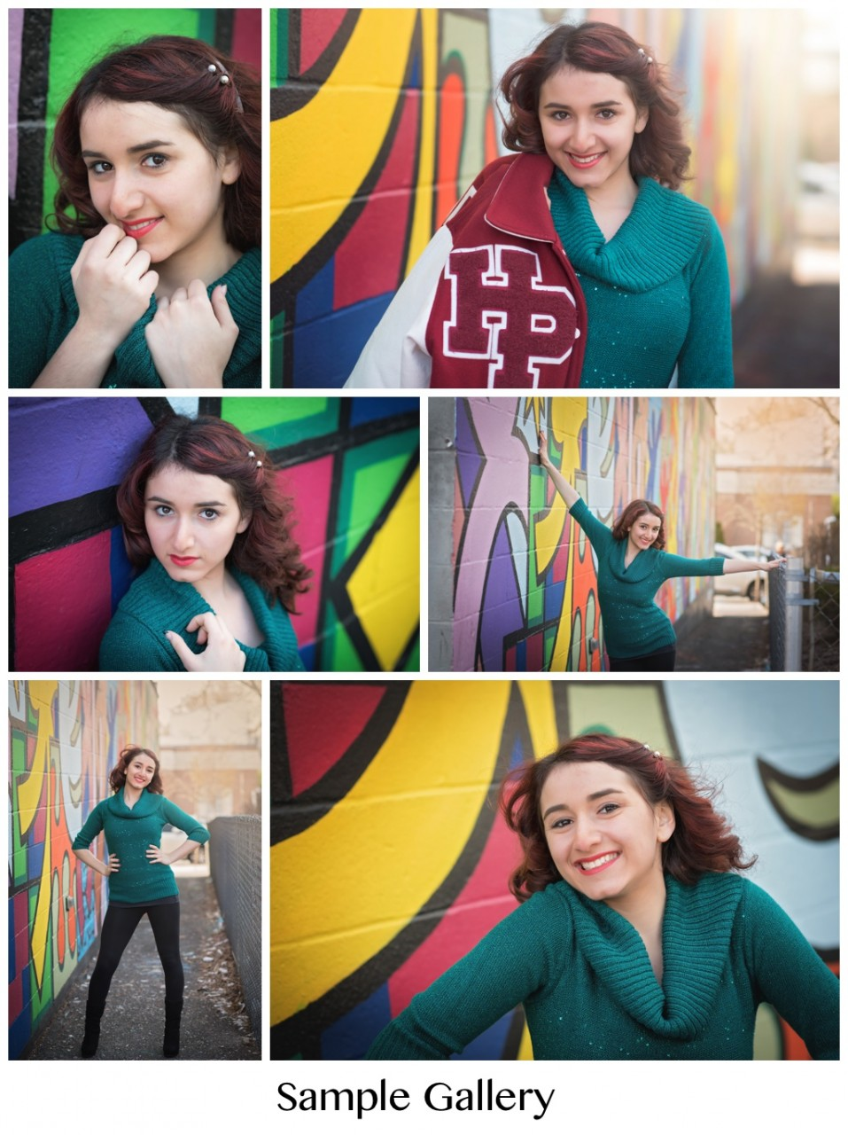 Senior Mini Sessions