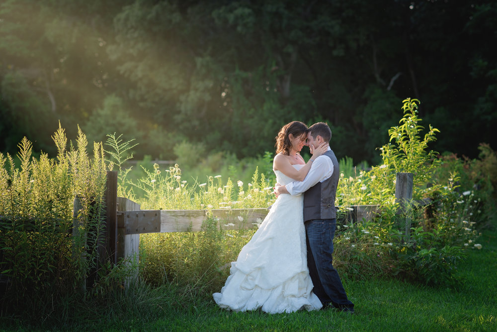 Couple in wedding wardrobe for anniversary session by Fotoplicity