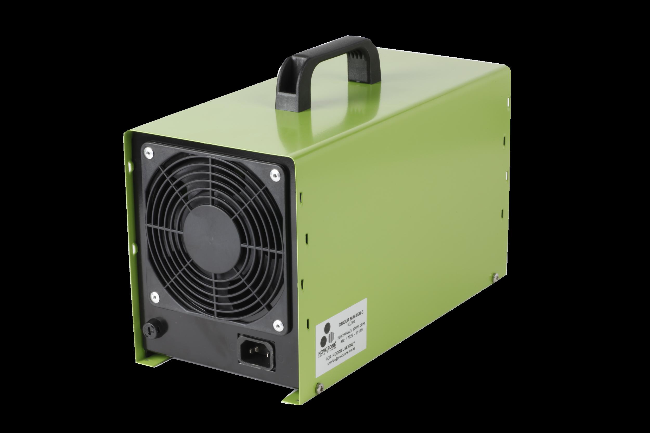 CAR — Elavo Ozone Oils + Generators Australia