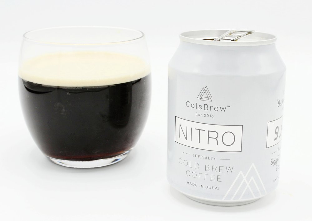 ColsBrew Nitro in Glass