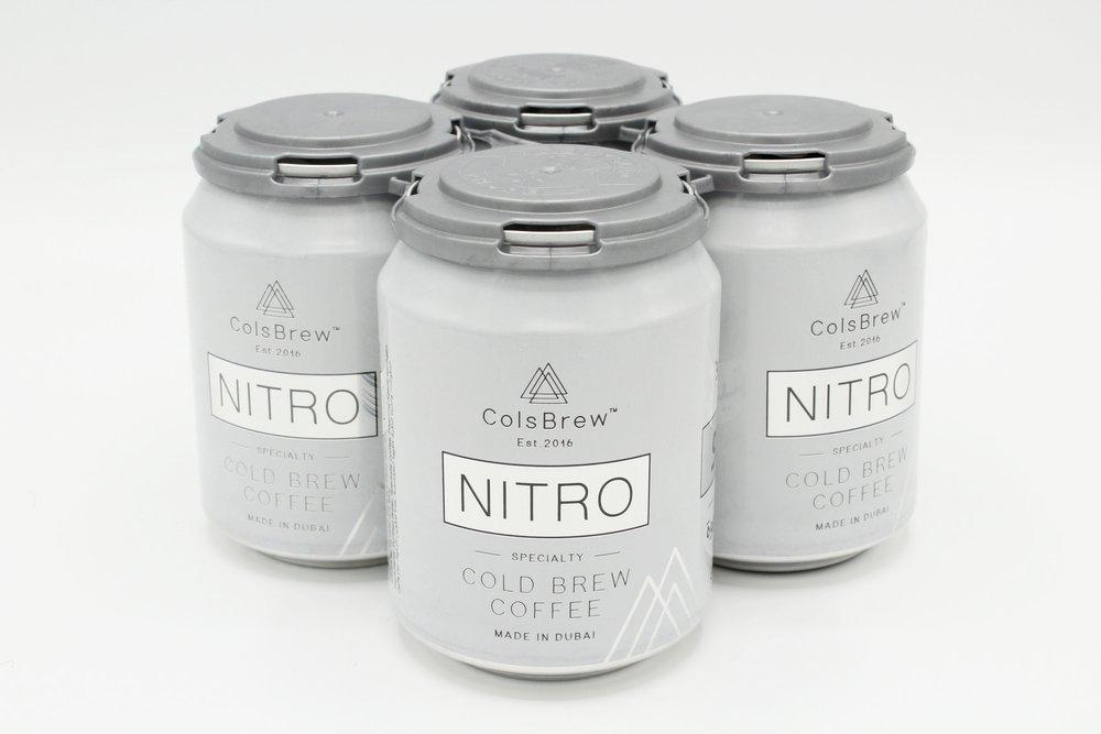 NITRO pack of 4
