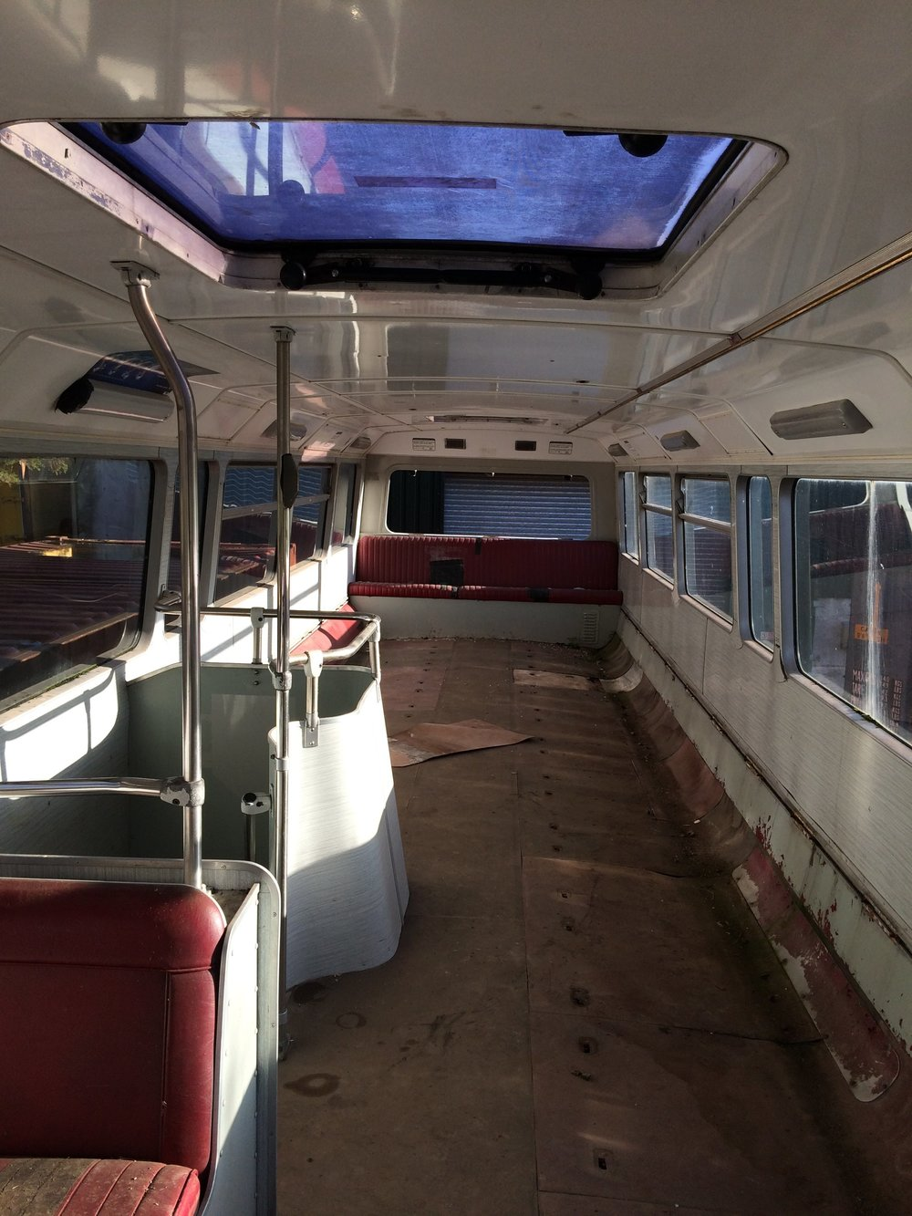 Bus Conversion Before Exterior 05