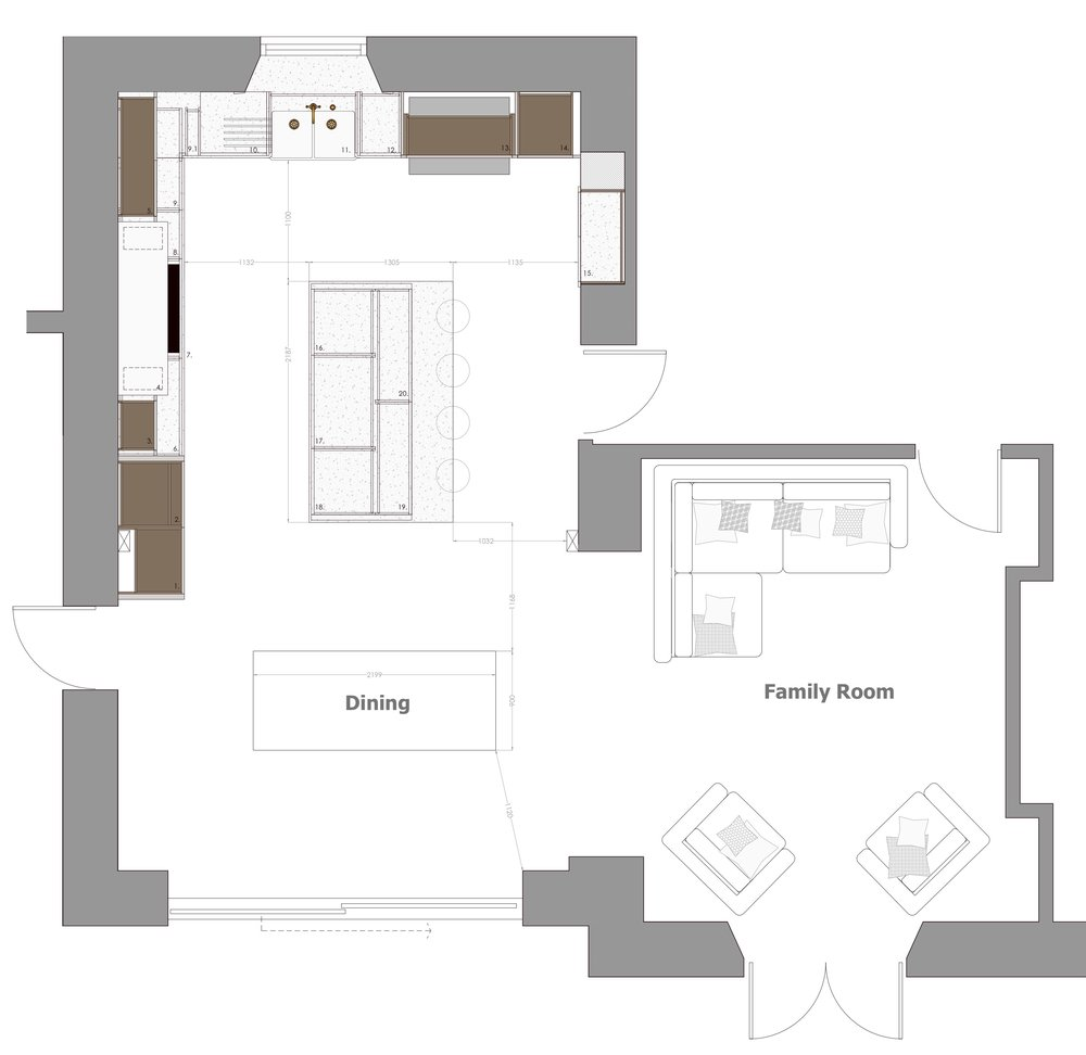 House After Plan
