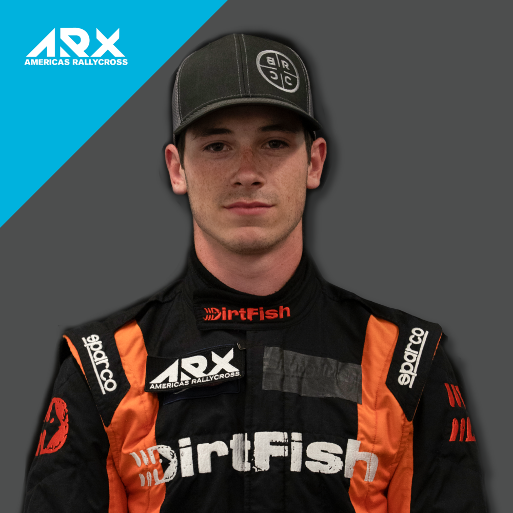 1ST PLACE CONNER MARTELL  83 POINTS  TEAM: DIRTFISH MOTORSPORTS  NATIONALITY: USA -