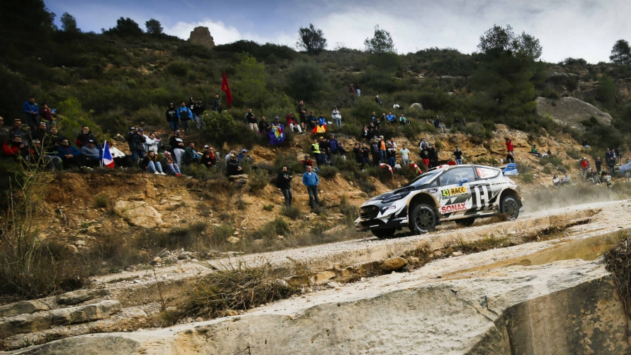 Photo Courtesy of the World Rally Championship