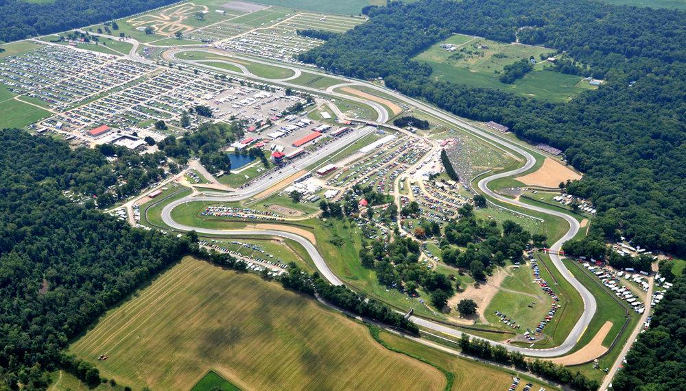 Photo courtesy of Mid-Ohio Sports Car Course