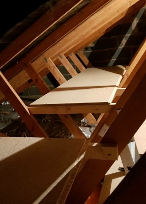 Superbe Loft Shelving