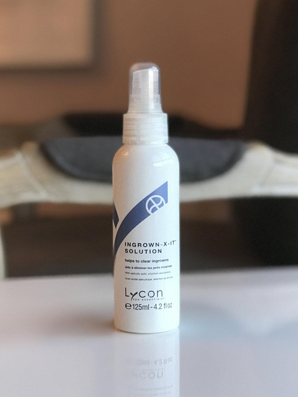 Lycon Ingrown X-It Solution