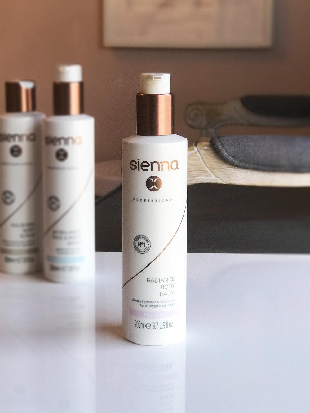 Sienna X Radiance Body Balm