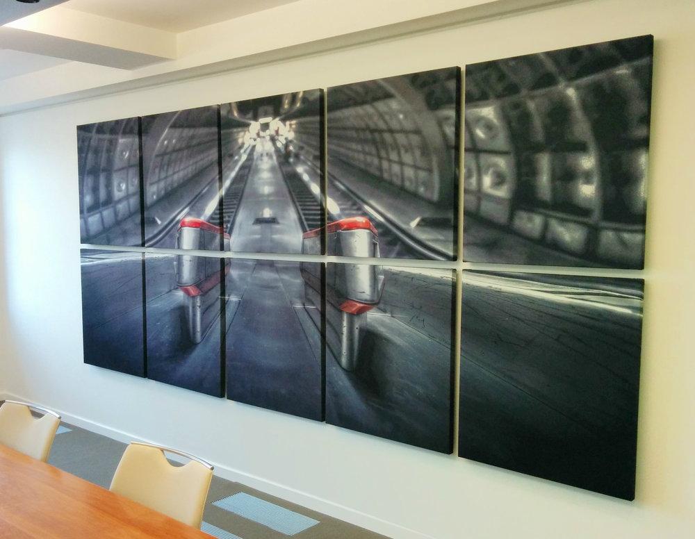 3d wall art panels