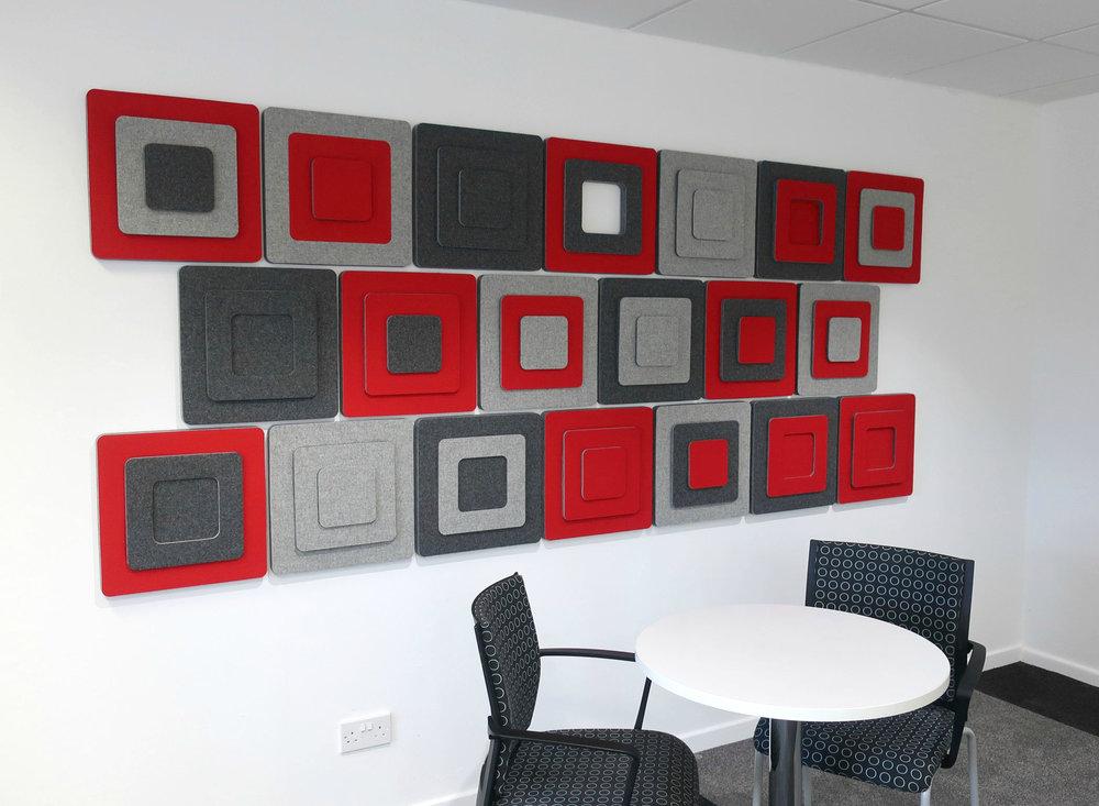Office Acoustic Tiles