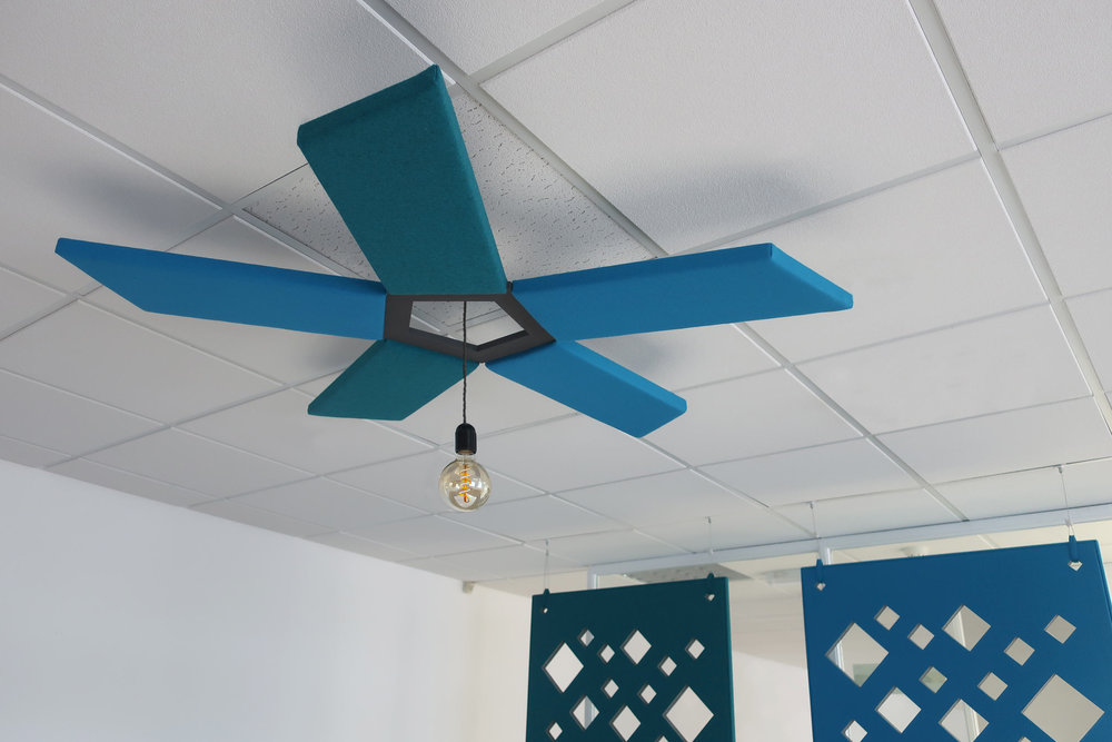 Modern Acoustic Ceiling Furniture