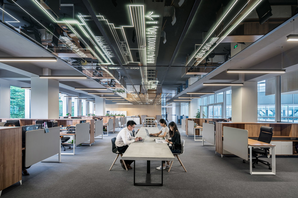 Agile Working Space