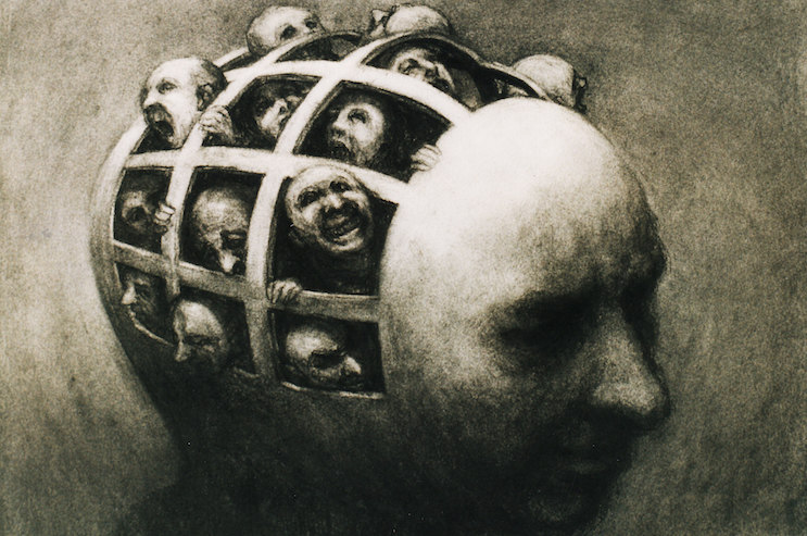 Paul Rumsey - Cage Head