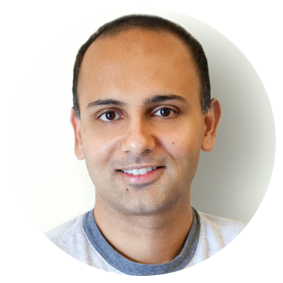 Dr. Sridhar Iyengar,  PhD Biological Sciences, Founder at Elemental Machines, Previously Founder at Misfit Wearables & AgaMatrix