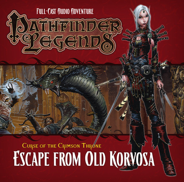 Escape from Old Korvosa