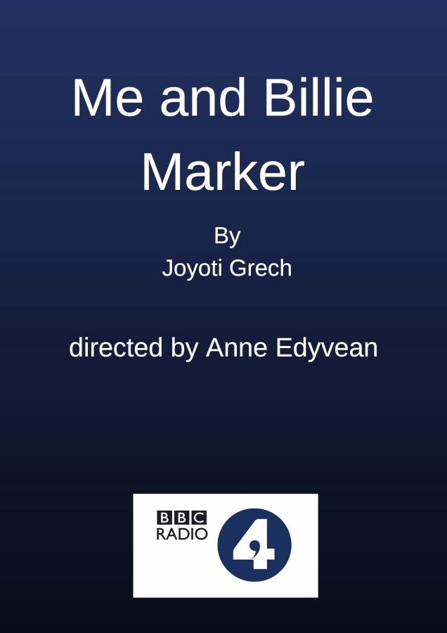 Me and Billie Marker Radio 4