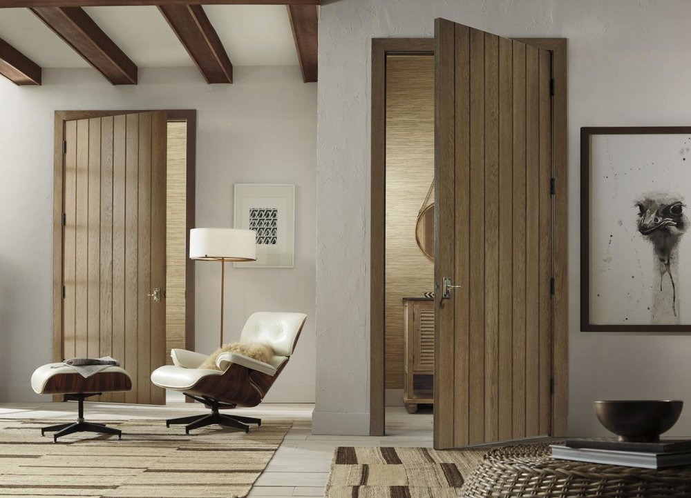 "Trustile - ""Once you see the impact well-designed interior doors can have on a home, you'll never look at the doors the same way"" TruStile."
