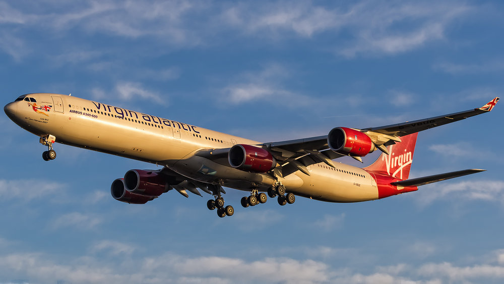 Airbus A340 -