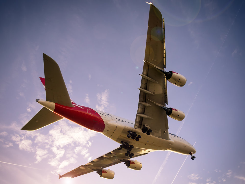 Airbus A380 -
