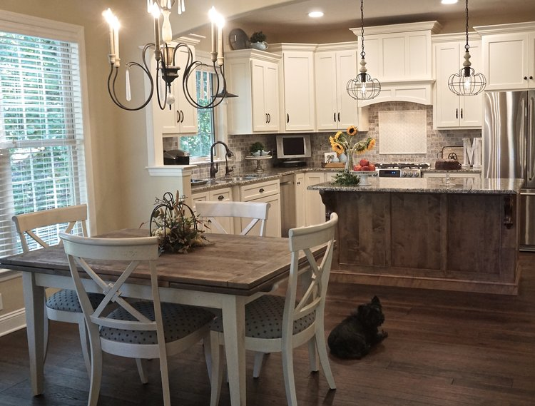 Kitchen Remodel  -