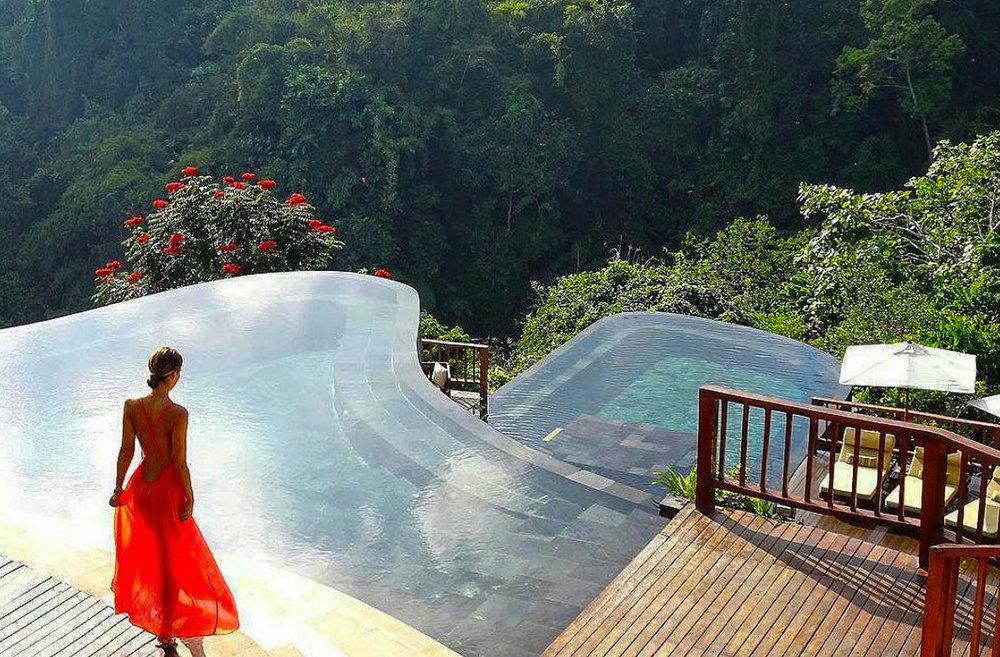 Hanging Gardens Bali em Ubud, Foto: Divulgação
