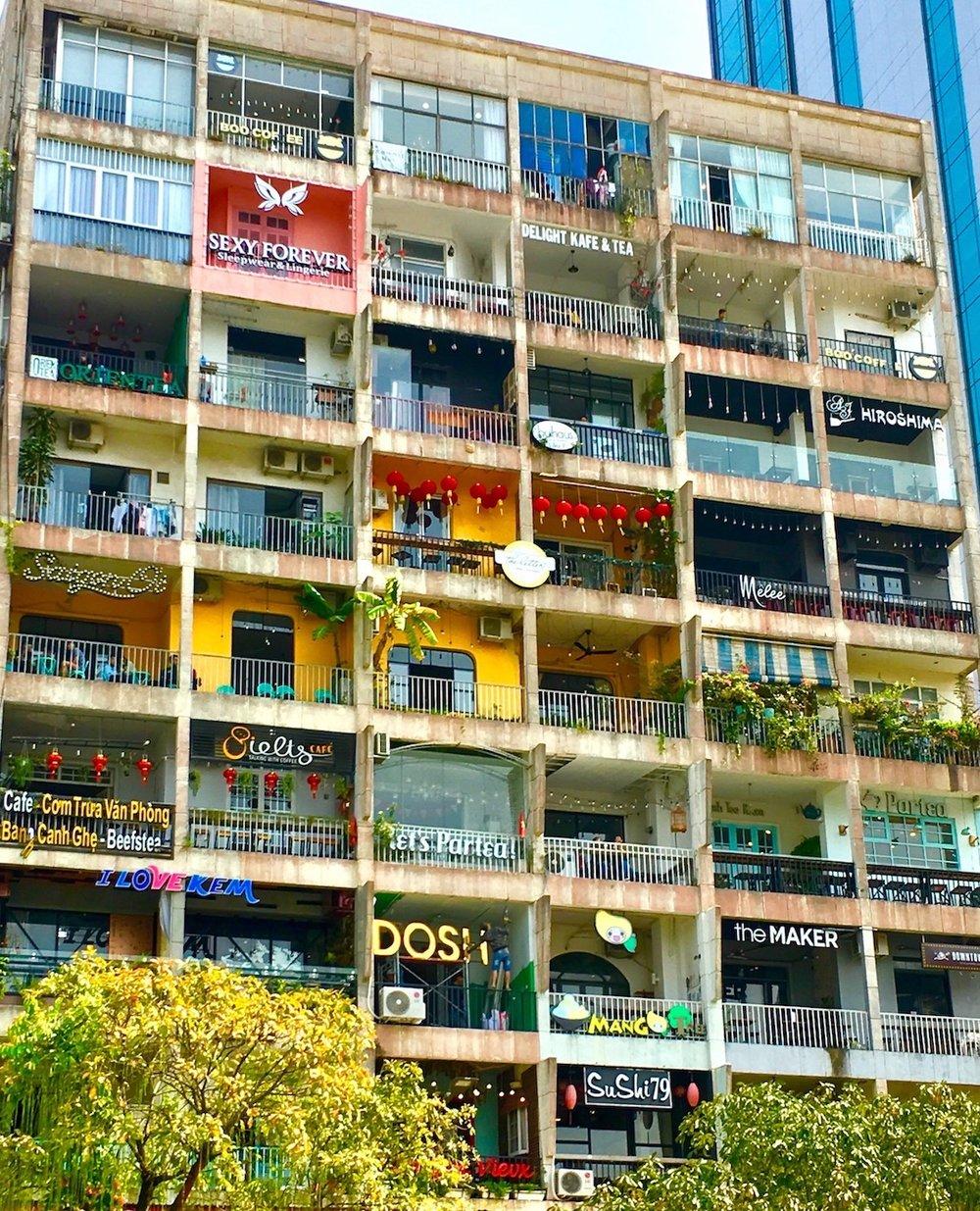 The Café Apartment. Photo: Patti Neves