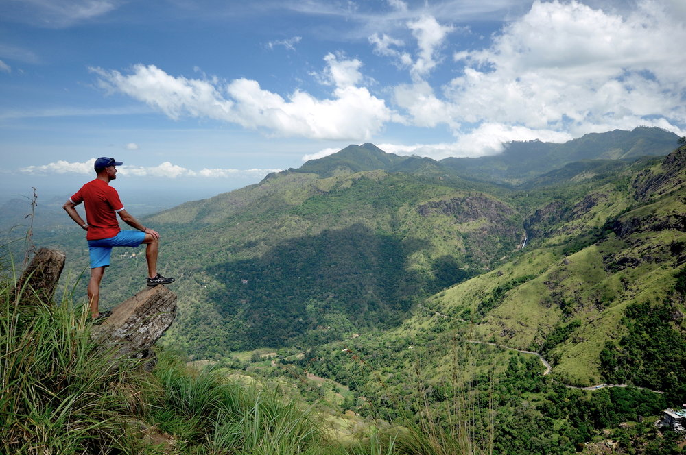 Little Adam's Peak, Sri Lanka. Foto: Patti Neves