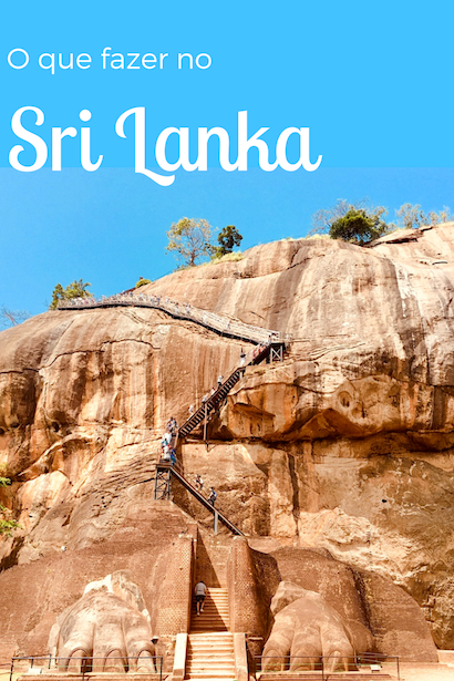 O que fazer no Sri Lanka? Foto: Patti Neves