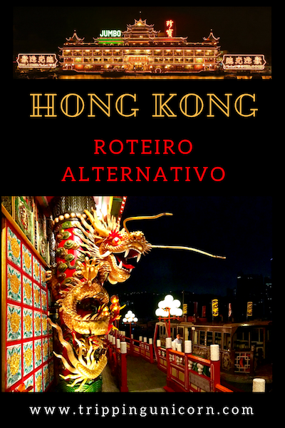 Hong Kong, Roteiro Alternativo. Foto: Patti Neves
