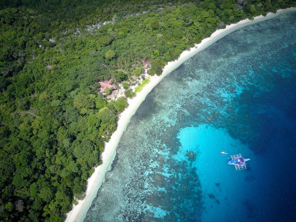 Expedição TAO nas ilhas de Palawan, Filipinas. Foto: David Mattatia