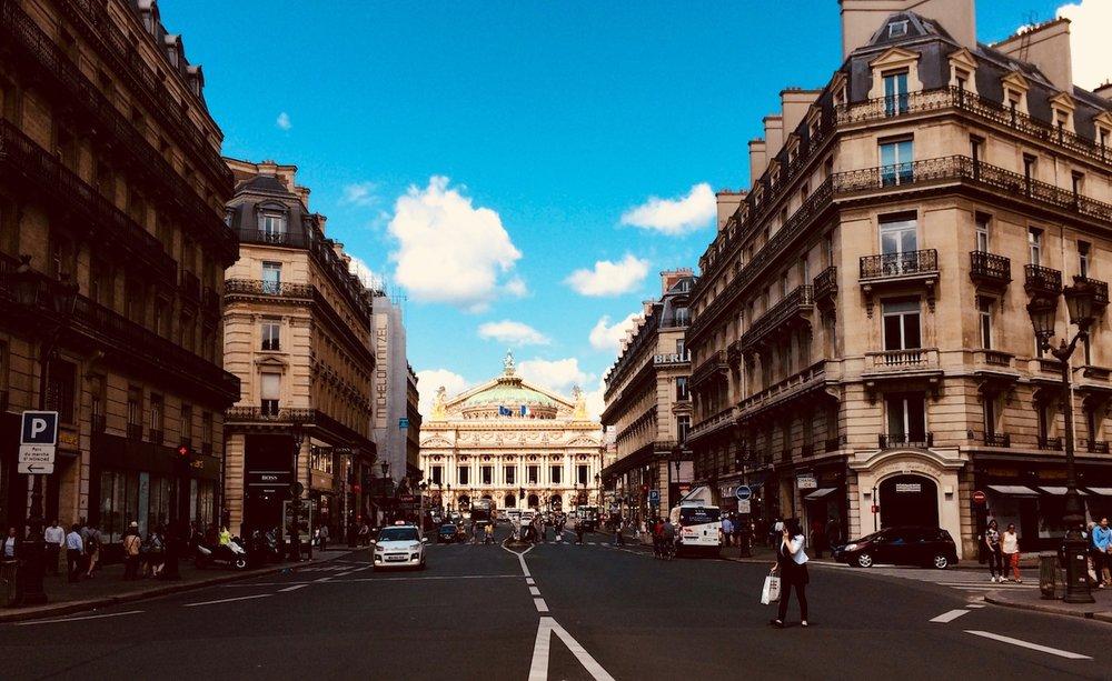 Estudar francês em Paris. Foto: Patti Neves