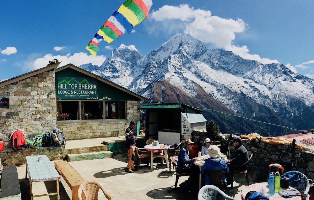 O lodge mais bonitinho da trip, em Mongla. Foto: Patti Neves