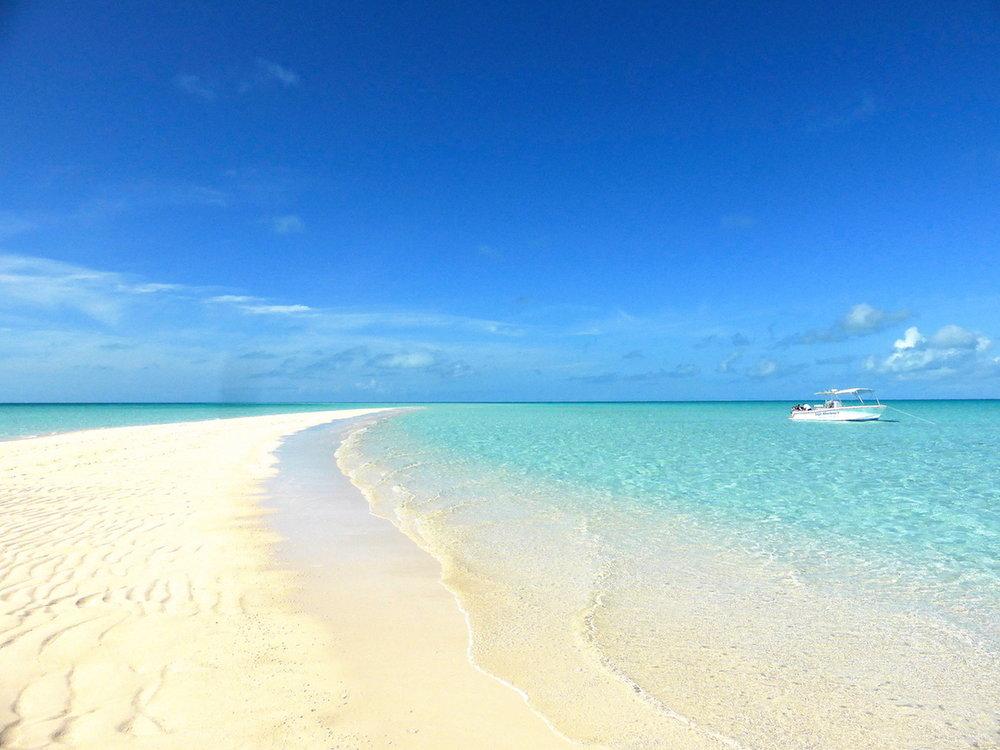 Exuma Cays, Bahamas. Foto: Patti Neves
