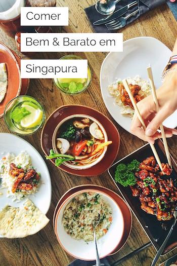 restaurantes em Singapura