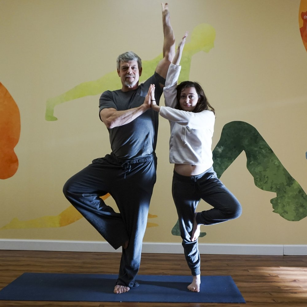 Karma Yoga   A donation based class taught by teacher training graduates. Click to read more!