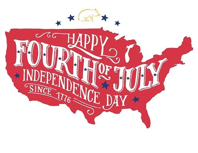 Happy Independence day! #july4th #independenceday #independenceday2018