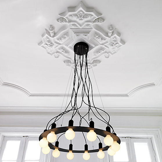 Changing out your light fixture can make a big impact without breaking your budget.