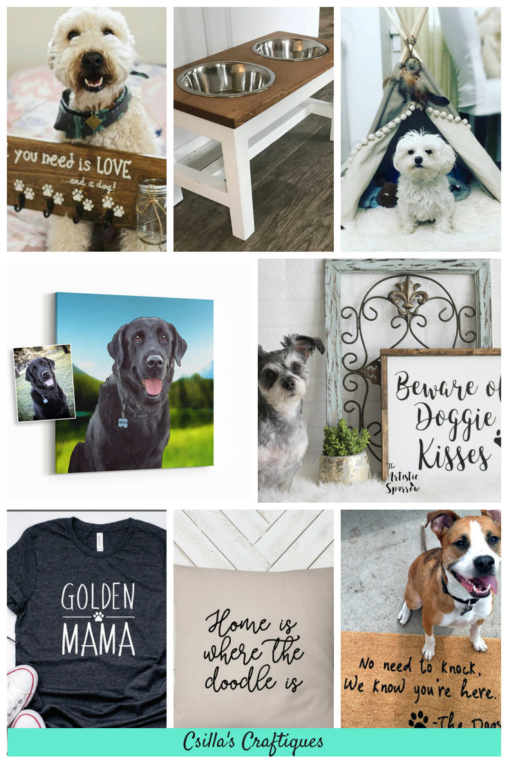 10 gift ideas for dog lovers 2018 csilla s craftiques