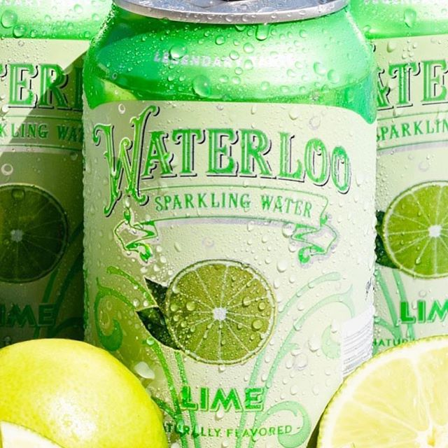 @waterloosparkling now available in all flavors. - - - #sparklingwater #waterloo #austin #cocktails #atx #austintx #nfl #football #sparkling #lime #lemon #watermelon #cherry #summer