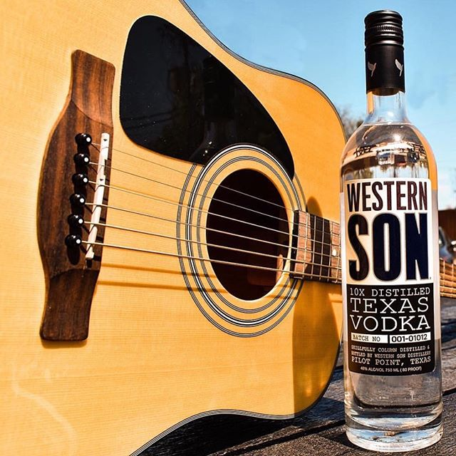 @westernsonvodka. - - - - #vodka #westernson #texas #west #son #liquor #austin #austintx #atx #cocktail #cocktails #beer #wine #football #summer #summertime #vodkasoda #moscowmule #guitar #music