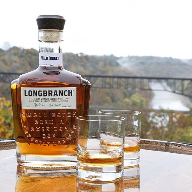 @wildturkey Longbranch - a Matthew McConaughey & Master Distiller Eddie Russell Collaboration. - - - #nationalbourbonday #austin #texas #atx #austintx #mesquite #bourbon #whiskey #liquor #cocktail #cocktails #beer #wine #football #nfl #texaslonghorns #alrightalrightalright
