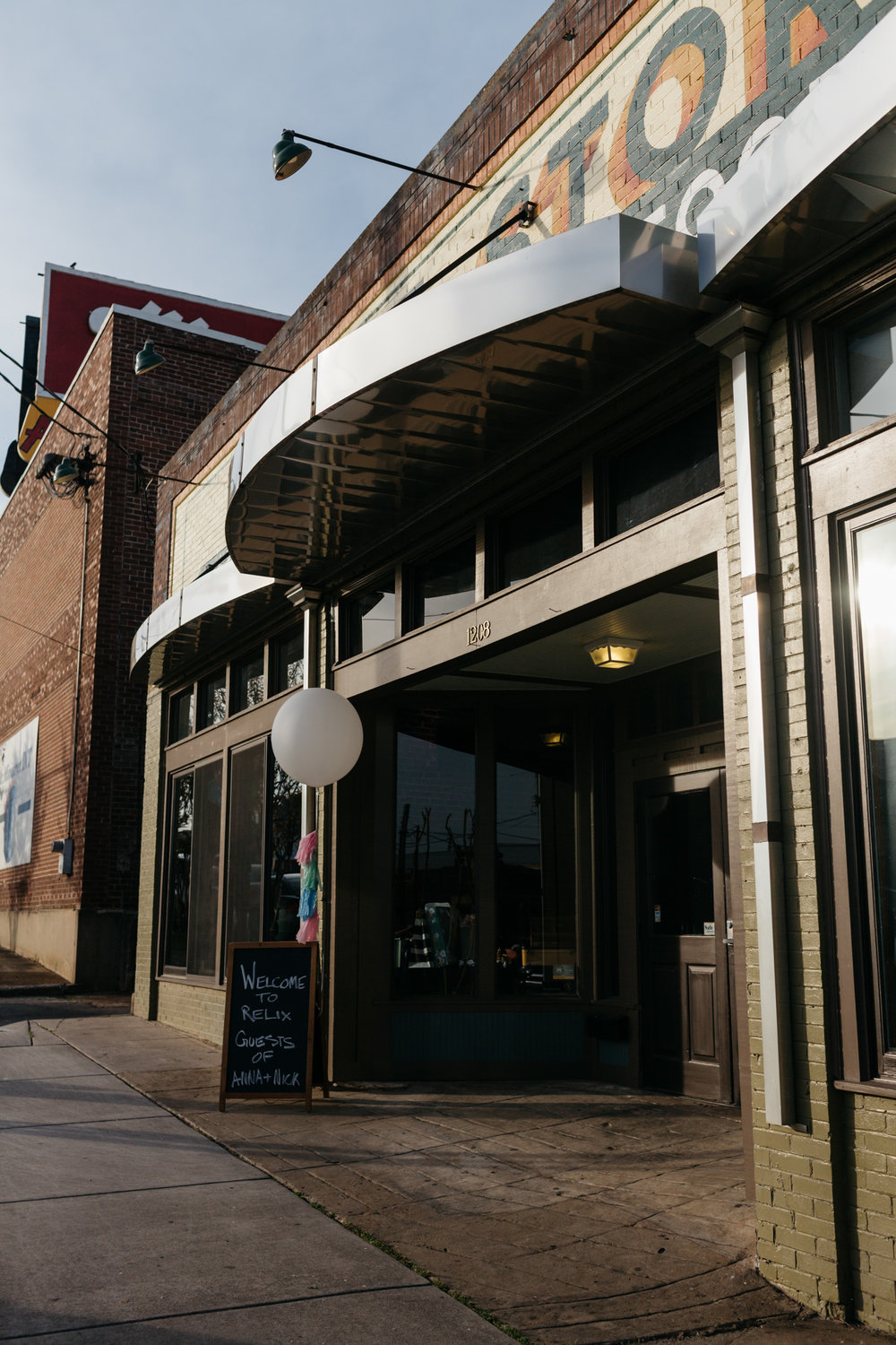 Standard Downtown Knoxville Wedding Venue Central Avenue Happy Holler Urban