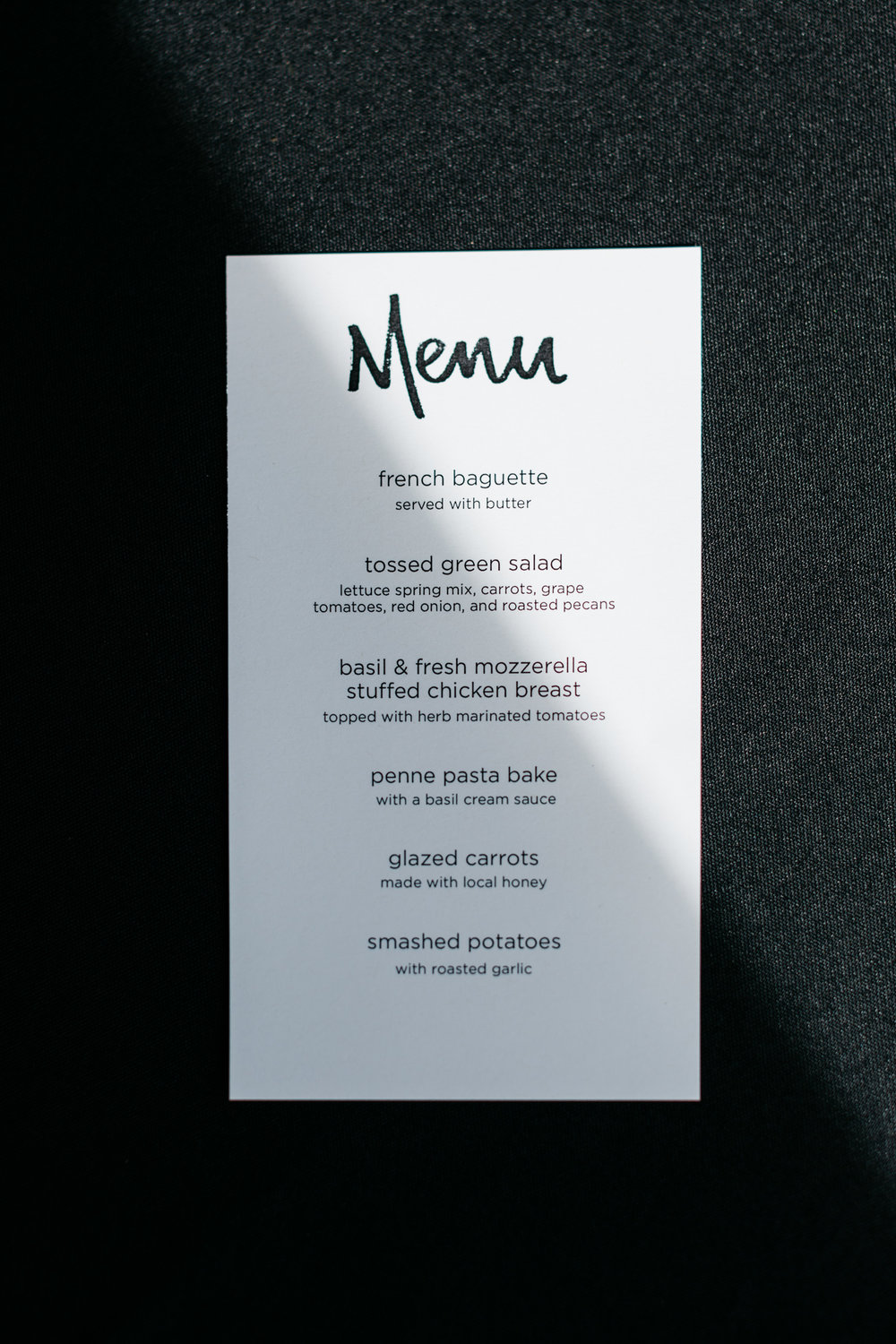 Standard Downtown Knoxville Wedding Venue Central Avenue Happy Holler Catering Menu