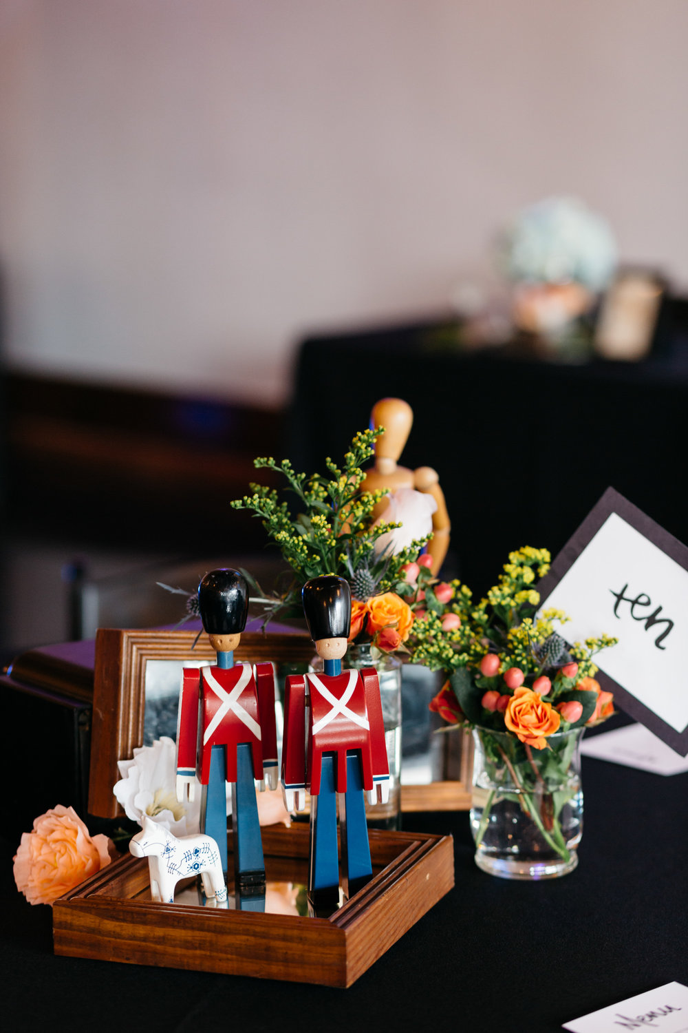 Standard Downtown Knoxville Wedding Venue Central Avenue Happy Holler Vintage Reception Decor