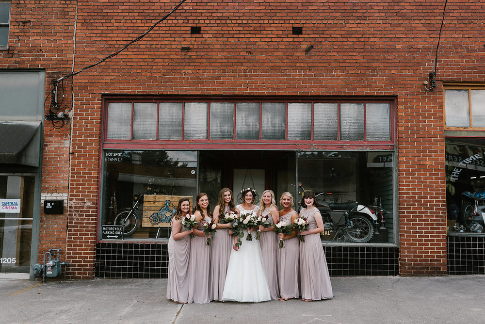 Standard Downtown Knoxville Wedding Venue Central Avenue Happy Holler